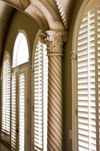 interior house window shutters