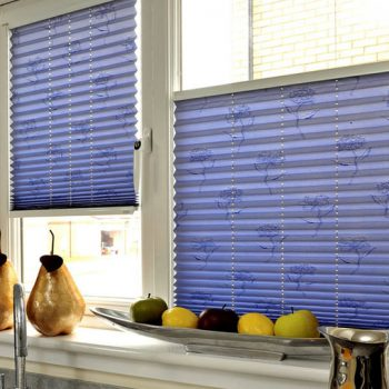 cordless perfect fit pleated blinds