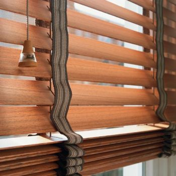 Wooden Venetian Blinds in Newcastle