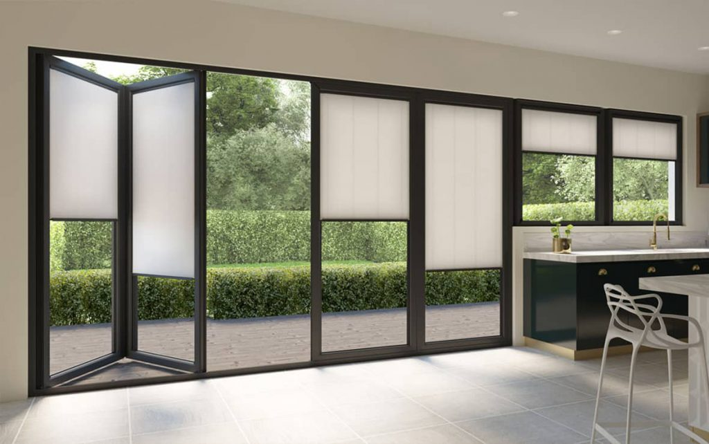 Bifold Door blinds Gateshead